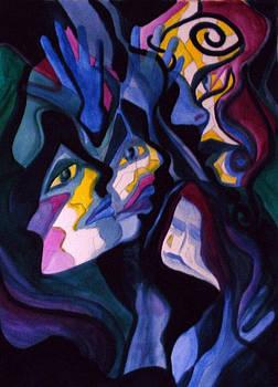 The Sociopath Down The Block by Carolyn LeGrand