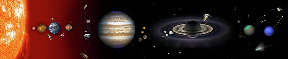 The Solar System by Julie Rodriguez Jones