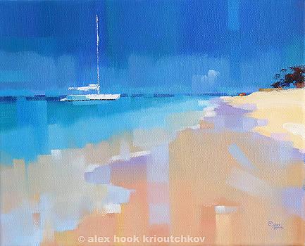 The Sound of Paradise by Alex Hook Krioutchkov