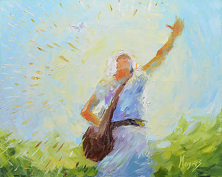The Sower by Mike Moyers