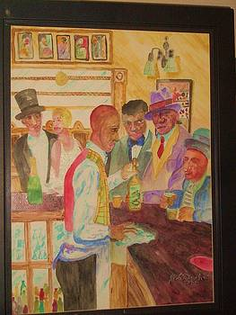 The Speakeasy by Jack Donahue