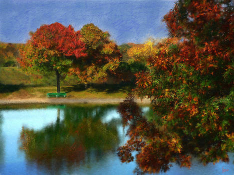 The Spirit of Autumn by Jeff Breiman