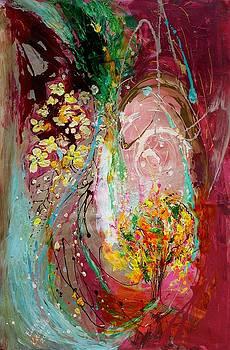 The Splash Of Life 23. The Tree of golden rain by Elena Kotliarker