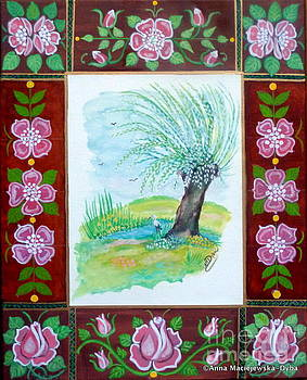 The Spring by Anna Folkartanna Maciejewska-Dyba