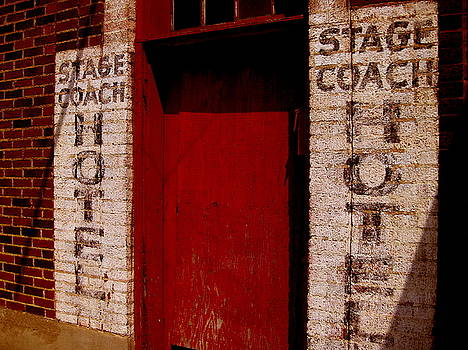 The Stage Coach by Journey Ilyse