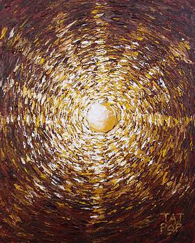 The Star of Vergina by Tatjana Popovska