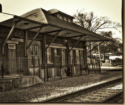 The Station by Dennis Baswell