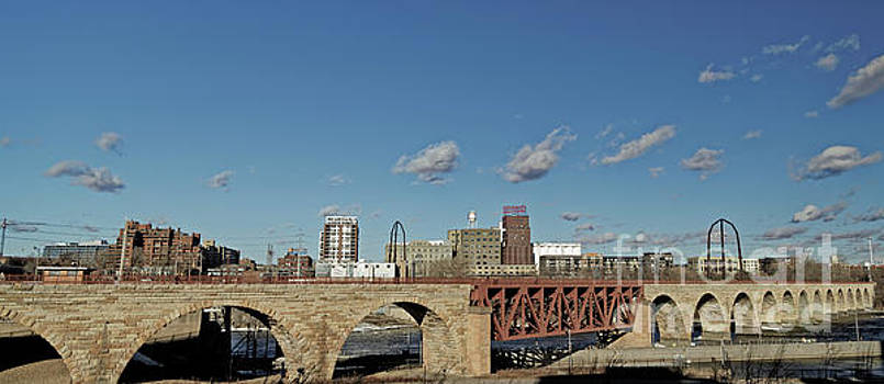 The Stone Arch Bridge by Natural Focal Point Photography