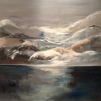 The storm is waiting. by Kathrine Fisker