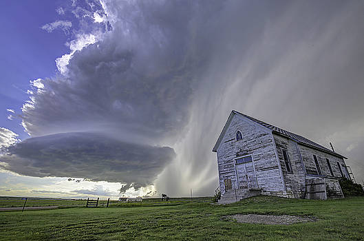 The Storm Will Pass by Zach  Roberts