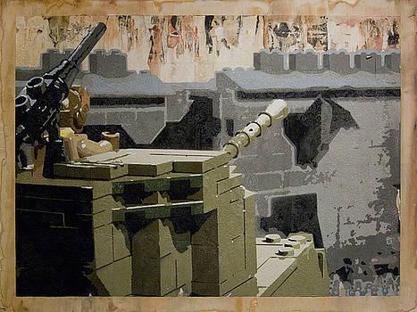 The Storming of Berlin by Josh Bernstein