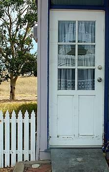 The Street Door by Sandra Sengstock-Miller