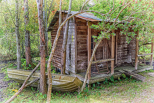 The Swamp House by Jim Thompson