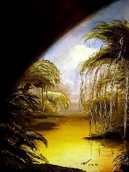 The Swamp by Michael McKenzie