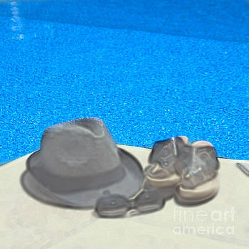 The Swimming Pool by Sherry Hallemeier