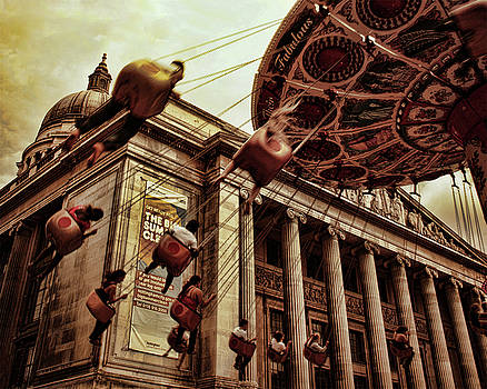 The Swing and Council House by Riot Photography