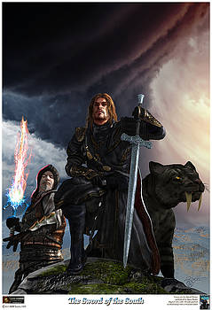The Sword of the South by Kurt Miller