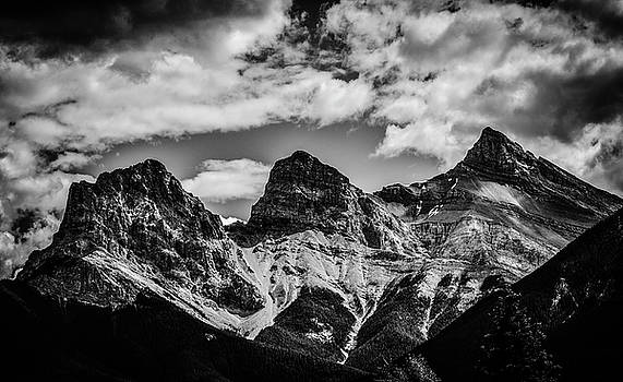 The Three Sisters by Karl Anderson