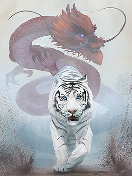 The Tiger and The Dragon by Steve Goad