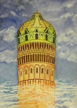 The tower by Alexander Dudchin