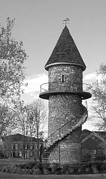 The Tower at Hunt Club by Peggy Leyva Conley