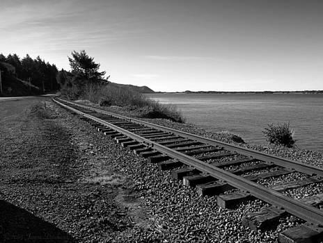 Joyce Dickens - The Tracks Down 101 B And W