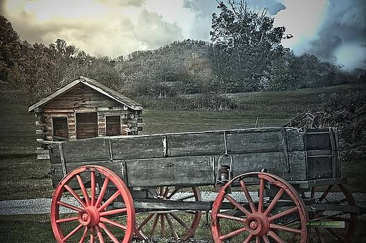 The Trading Post - Tennessee by Deborah
