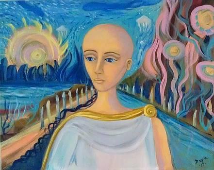 The Traveler by Deyanira Harris