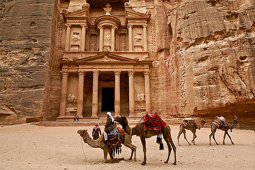 Michele Burgess - The Treasury of Petra