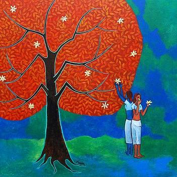 The tree of trust by Manjula Prabhakaran Dubey