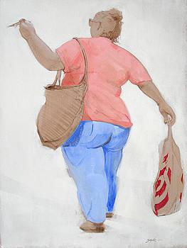 The Triumphant Shopper by Amy Bernays