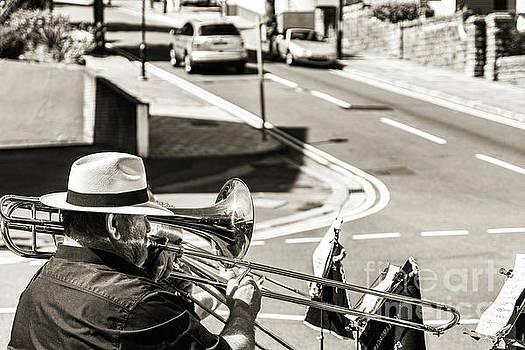 Steve Purnell - The Trombone Player