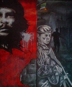 The Troubles  Strabane   Northern Ireland by Chris Mc Crossan