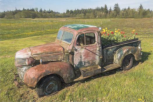The Tulip Truck by Bob Stevens