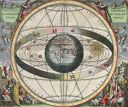 Science Source - The Universe Of Ptolemy Harmonia