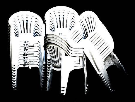 The Unused Chairs by Steve Taylor