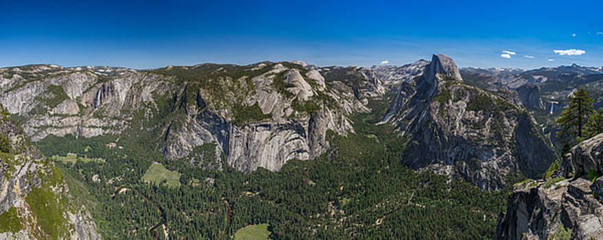 The Valley and Four Falls by Phil Abrams