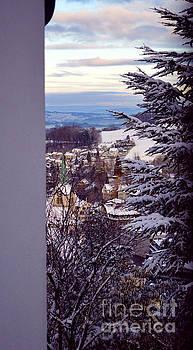 Susanne Van Hulst - The Village - Winter in Switzerland