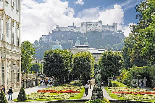 Stunning Salzburg by Brenda Kean