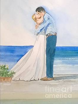 The Wedding by Jill Morris