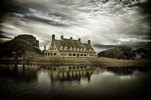 The Whalehead Club by Mark Wagoner