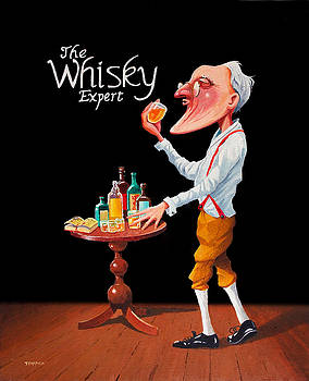 The Whisky Expert by Johnny Trippick