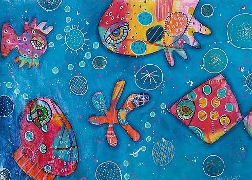 Barbara Orenya - The Wild Kingdom - Undersea