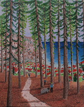 The Wood Collectors by Hilda and Jose Garrancho