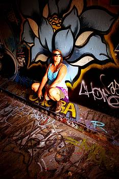 Cindy Nunn - The World Underground