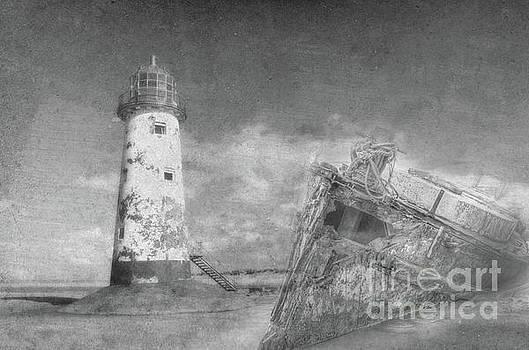 The wrecks  by Steev Stamford