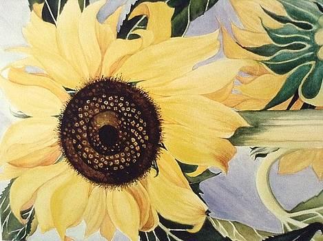 The Yellow  by Saifon Anaya