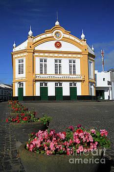 Gaspar Avila - Theatre in Ribeira Grande, Azores