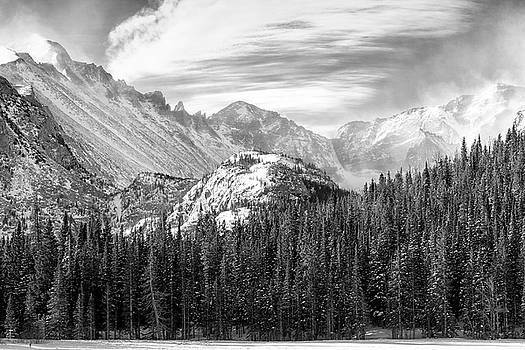 These Mountains by Eric Glaser