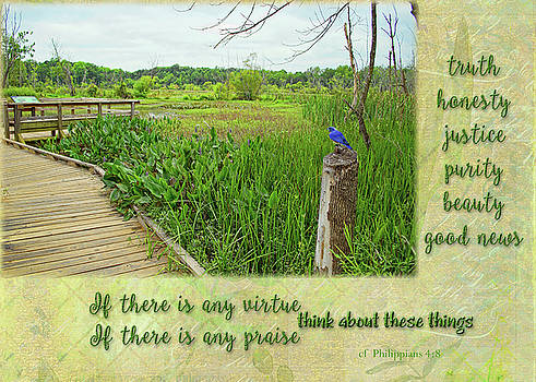 Think About the Good Things by Larry Bishop